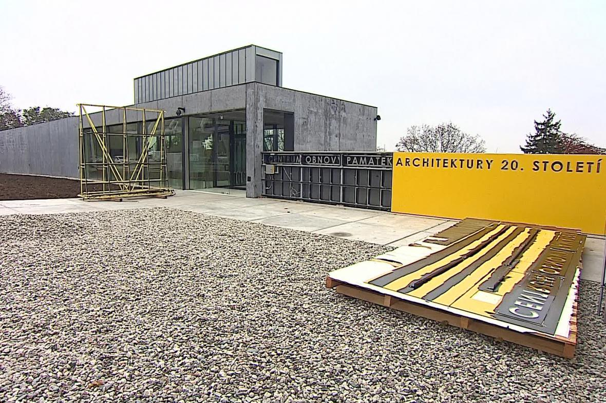 Centrum obnovy památek architektury 20. století