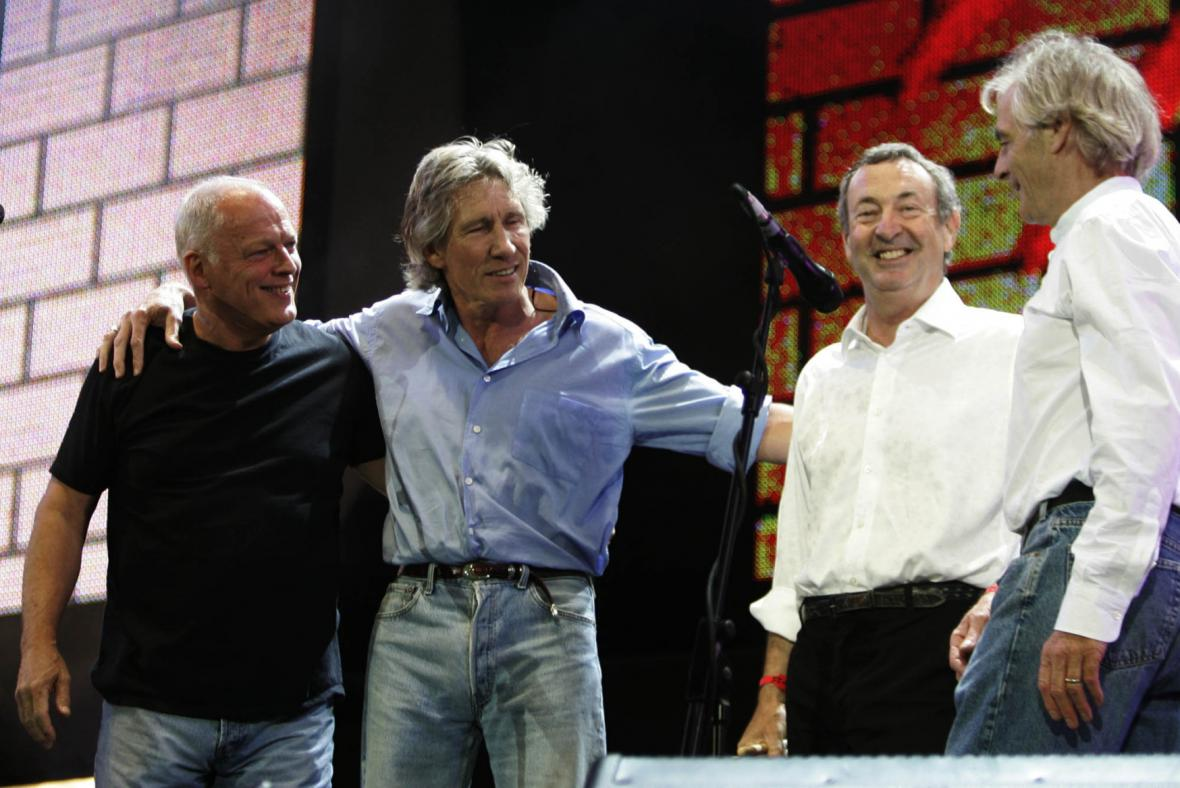 Pink Floyd na Live 8