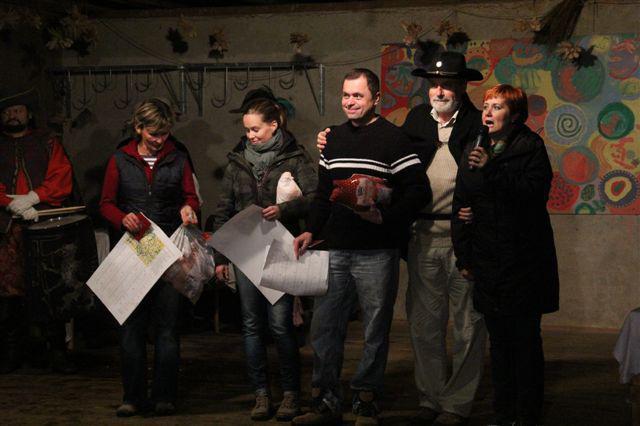 5. svatomartinské posvícení v Příbrazi