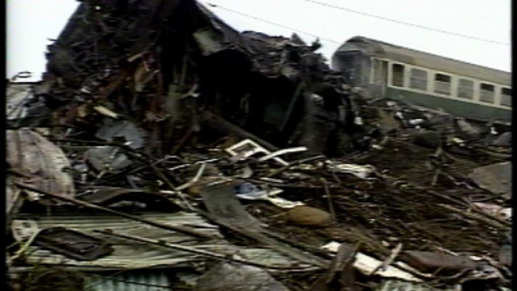 Nehoda Balt-Orient expresu 10. listopadu 1989 v zastávce Nové Kopisty u Terezína