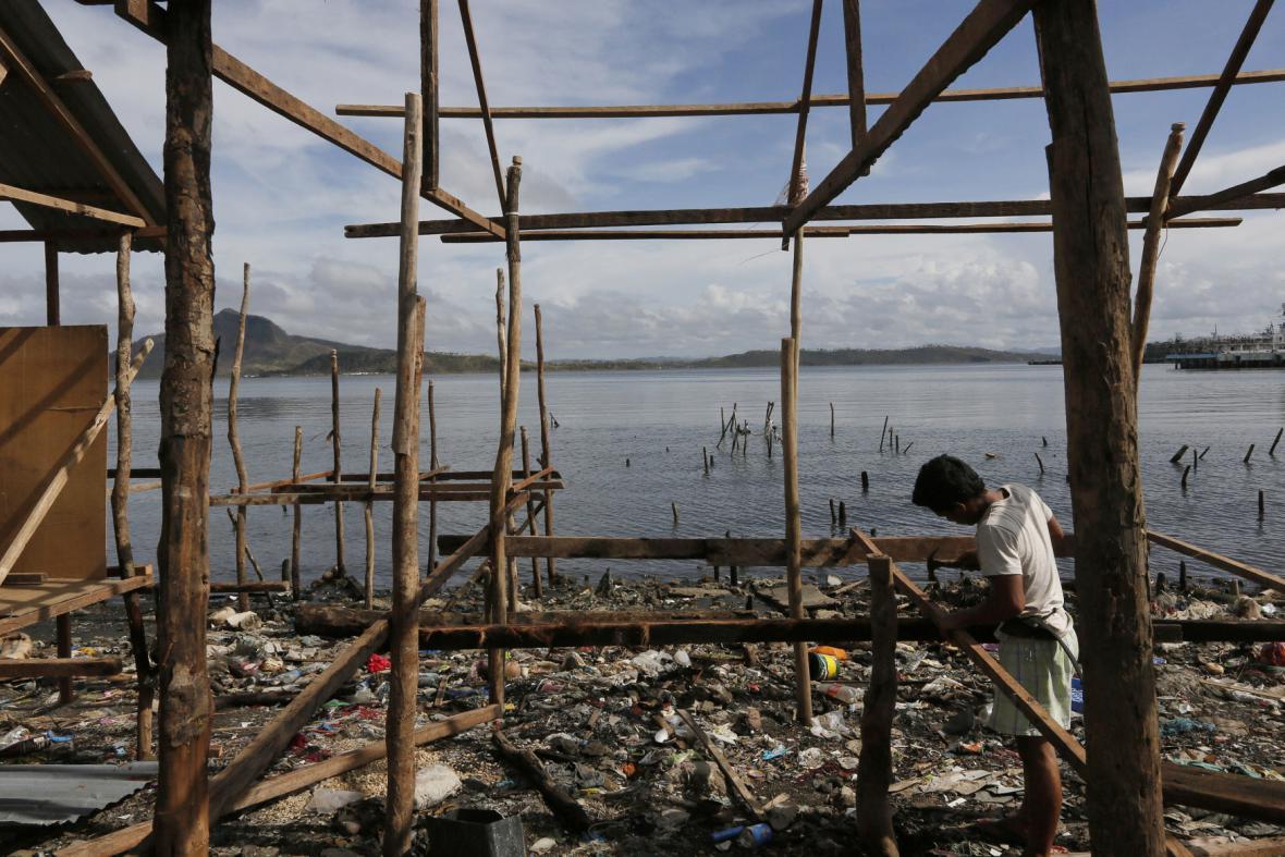 Filipíny po tajfunu Haiyan