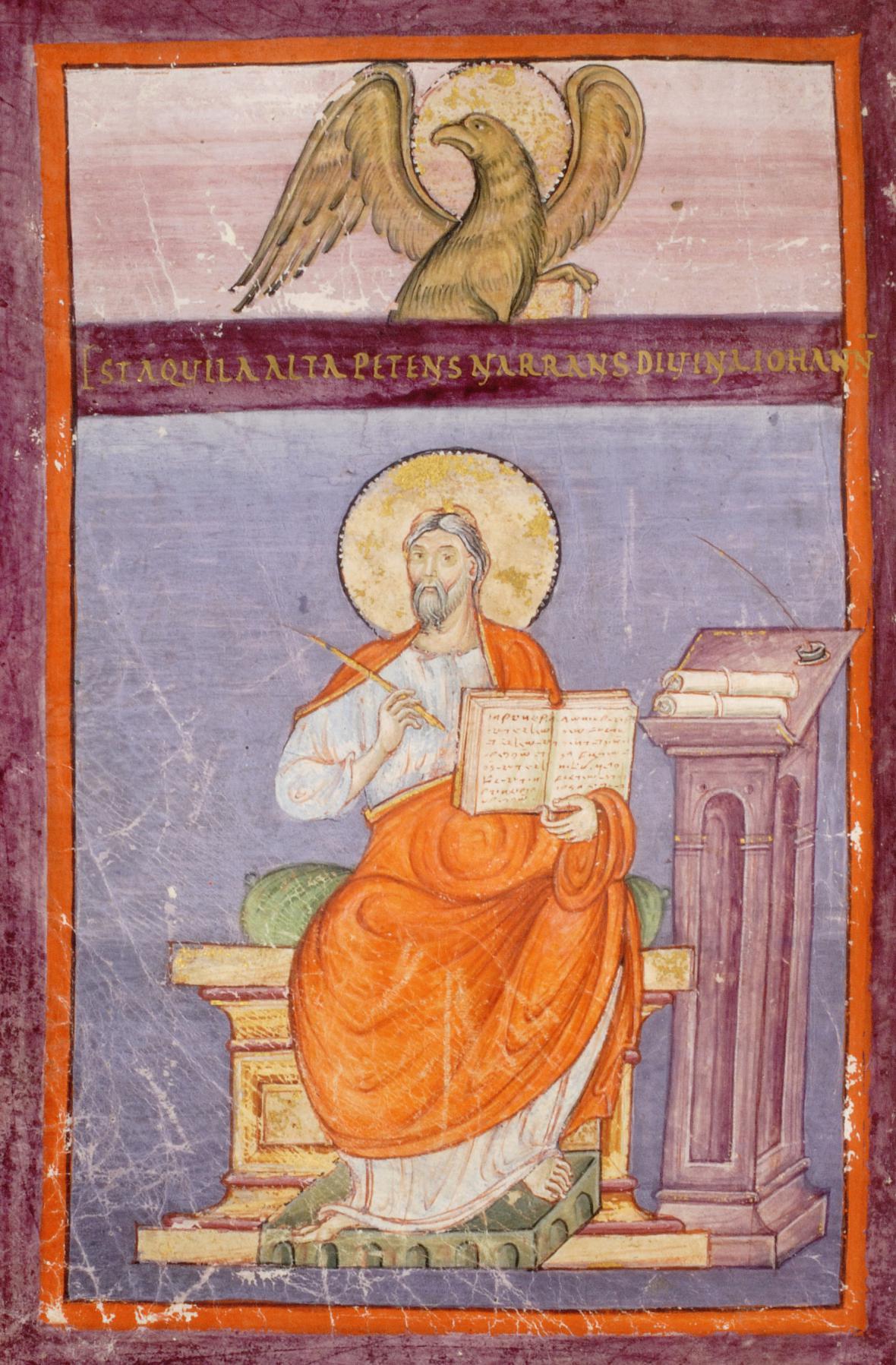 Strahovský evangeliář