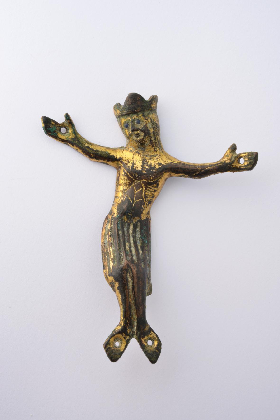 Ukřižovaný Kristus z Podlažic