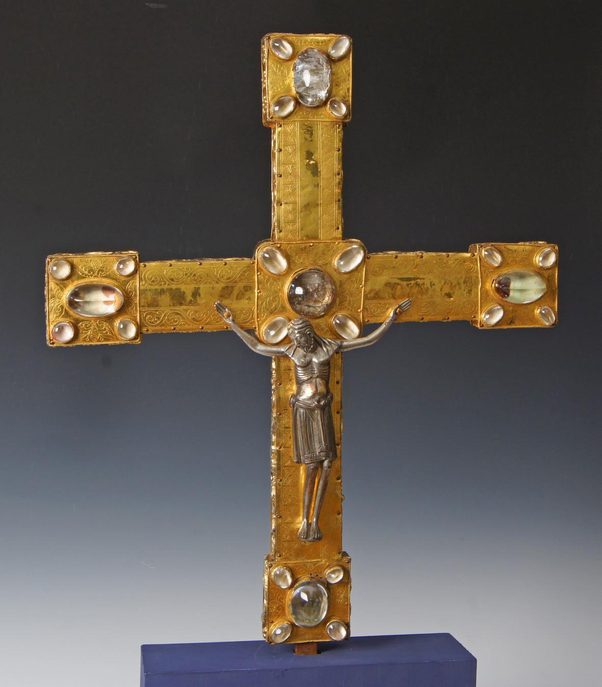 Procesní kříž ze Zwiefalten