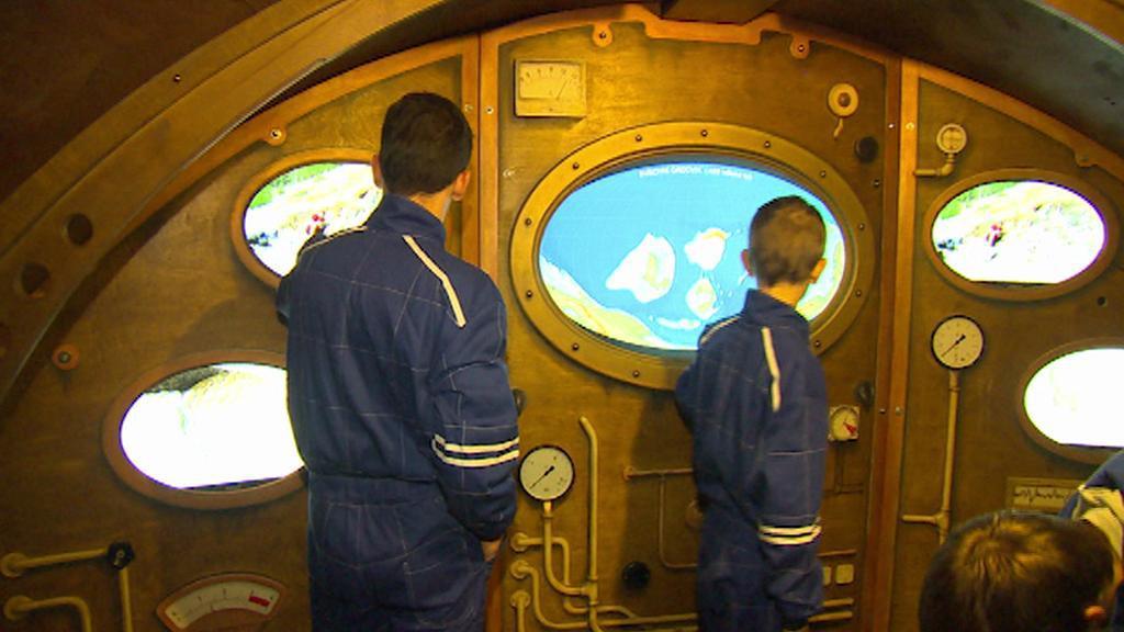 Účastníci Expedice Mars