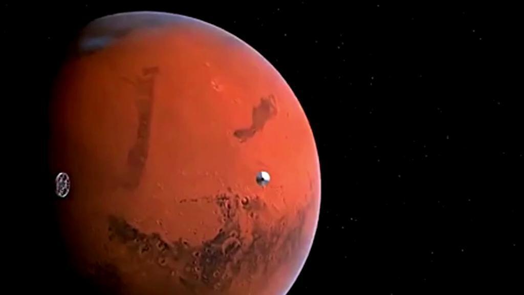 Expedice Mars 2014