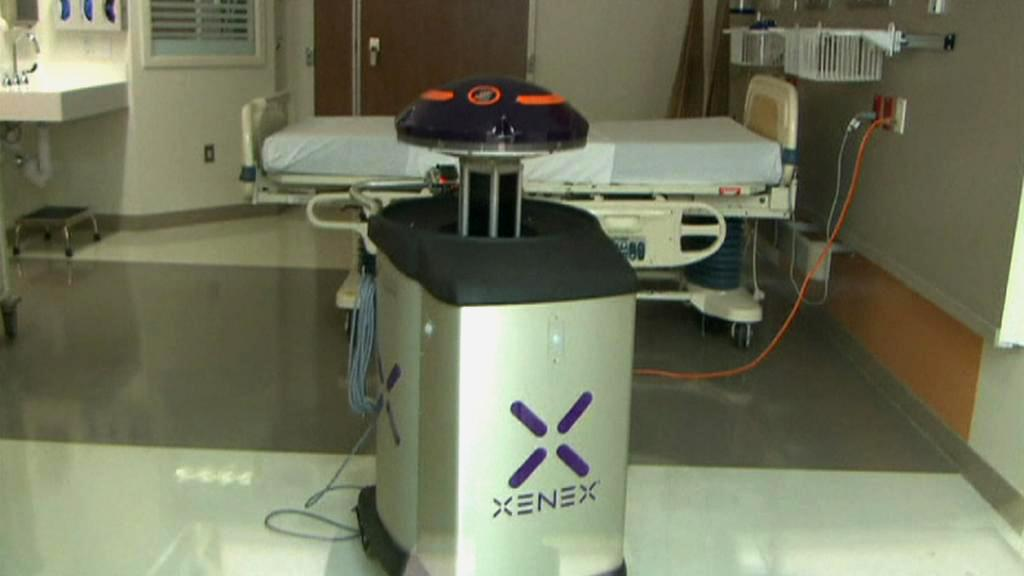 Technologie Xenex
