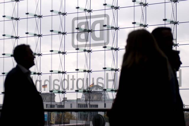 Strojvůdci Deutsche Bahn jsou opět ve stávce