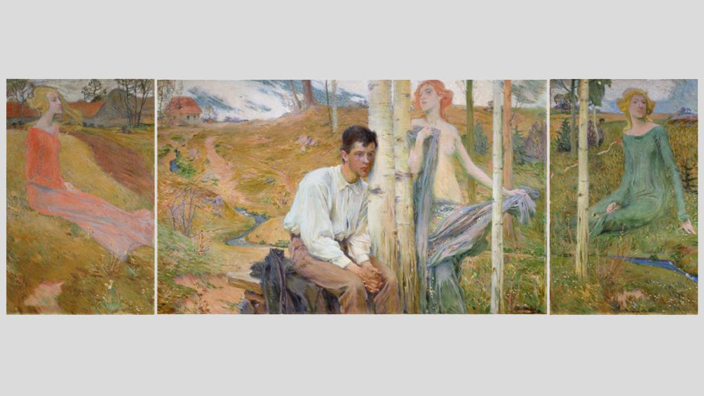 Tajemné dálky | Symbolismus v českých zemích 1880–1914