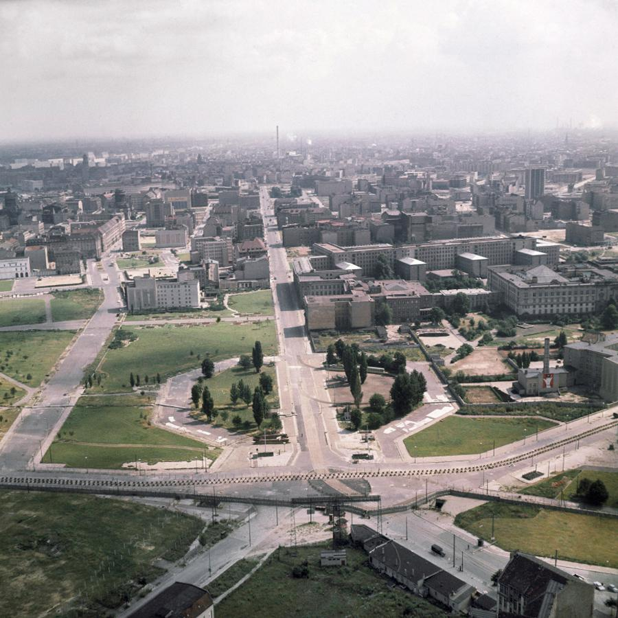 Berlínská zeď
