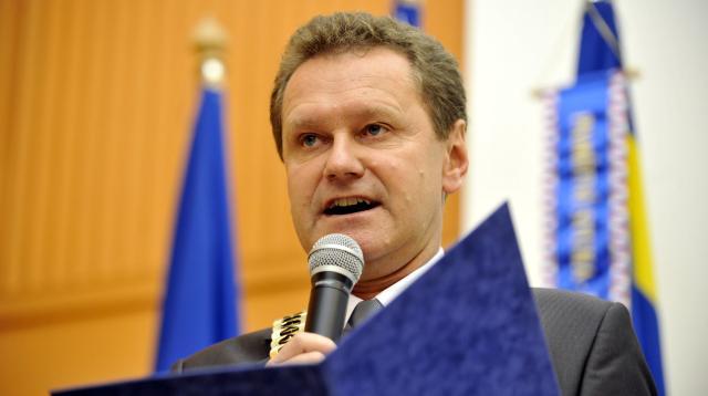 Staronový primátor Zlína Miroslav Adámek