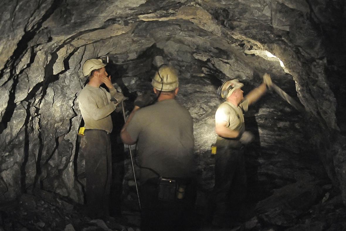 Důl Rožná