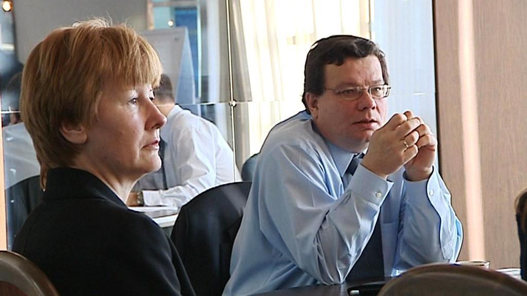 Jana Hendrichová s Alexandrem Vondrou