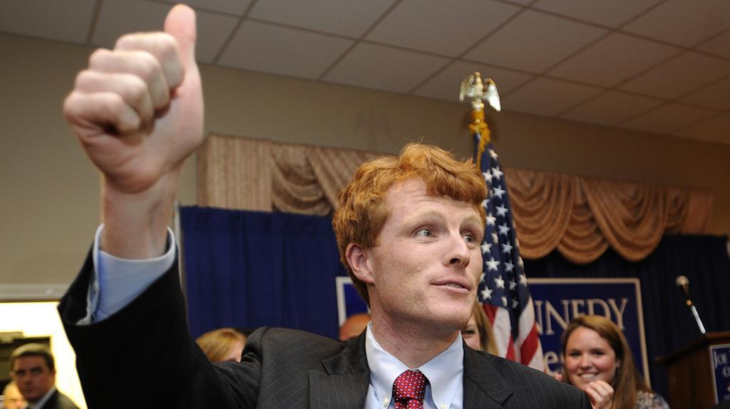 Joseph Kennedy III.