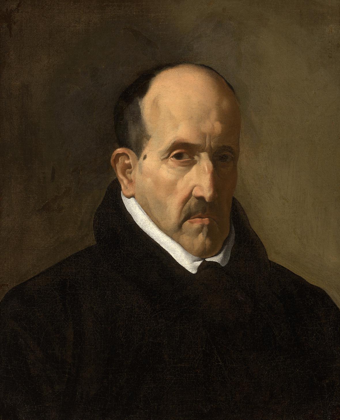 Diego Velázquez / don Luis de Góngora, 1622