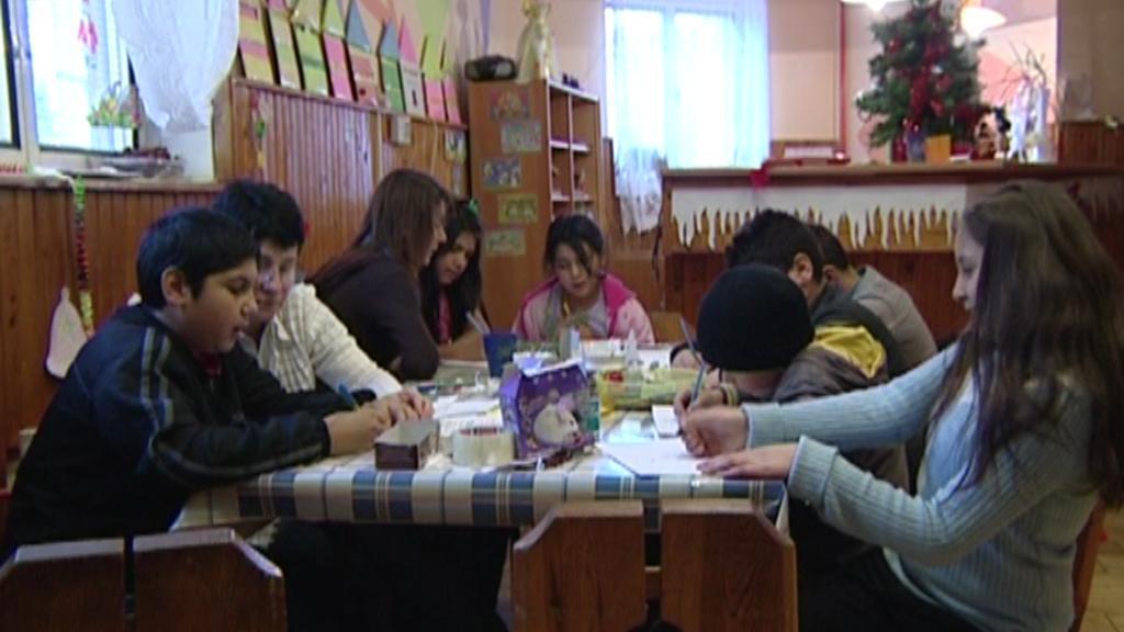 Dětský klub v Obrnicích