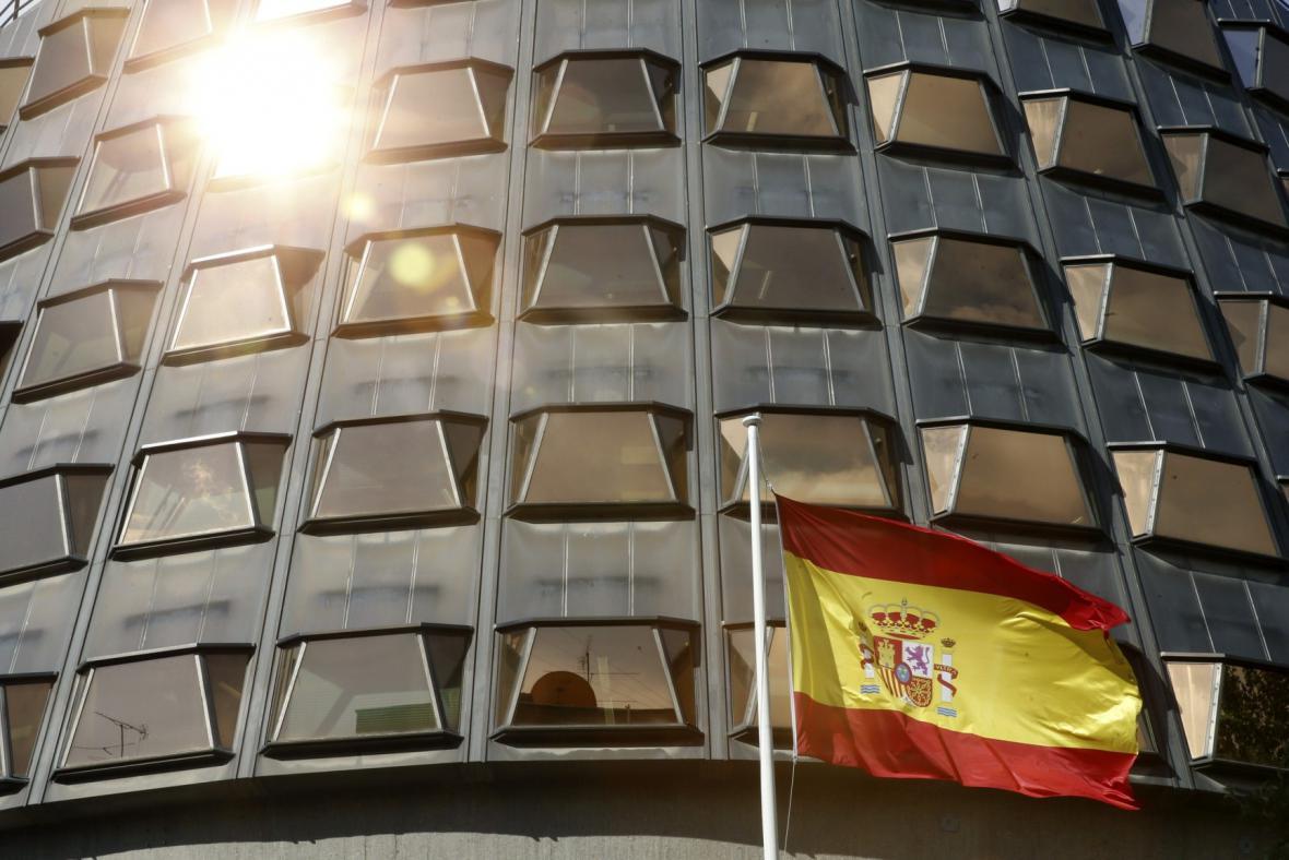 Španělský ústavní soud