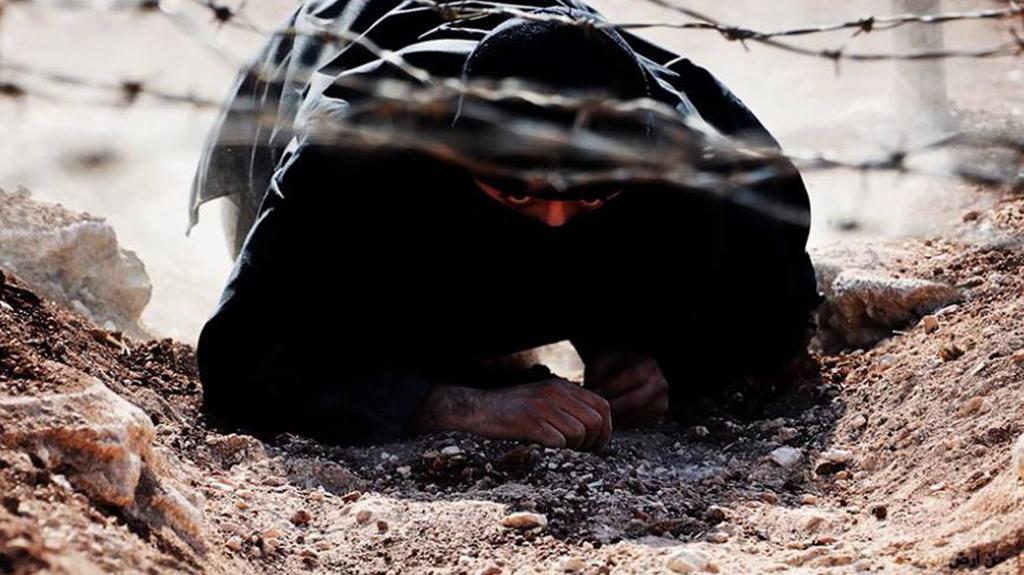 Výcvik Islámského státu
