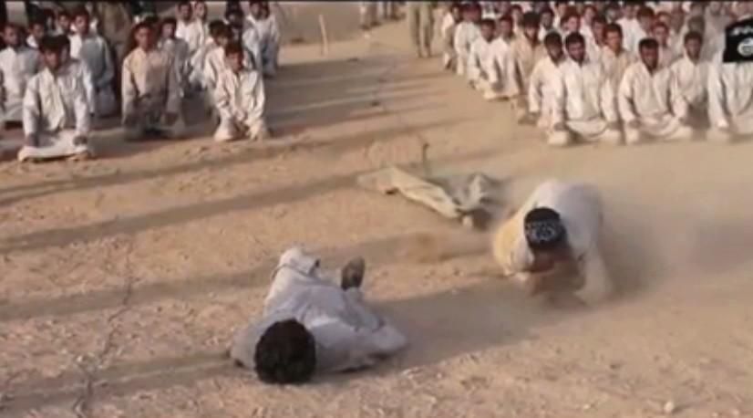 Výcvik nováčků z IS