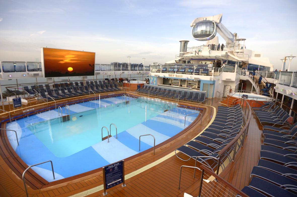 Loď Quantum of the Seas
