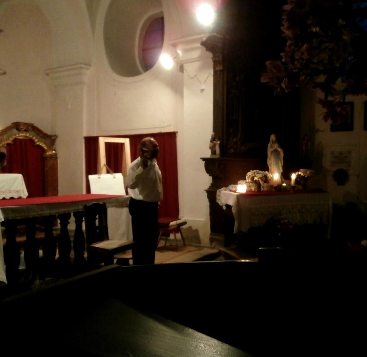 Oslava Dušiček v Košticích