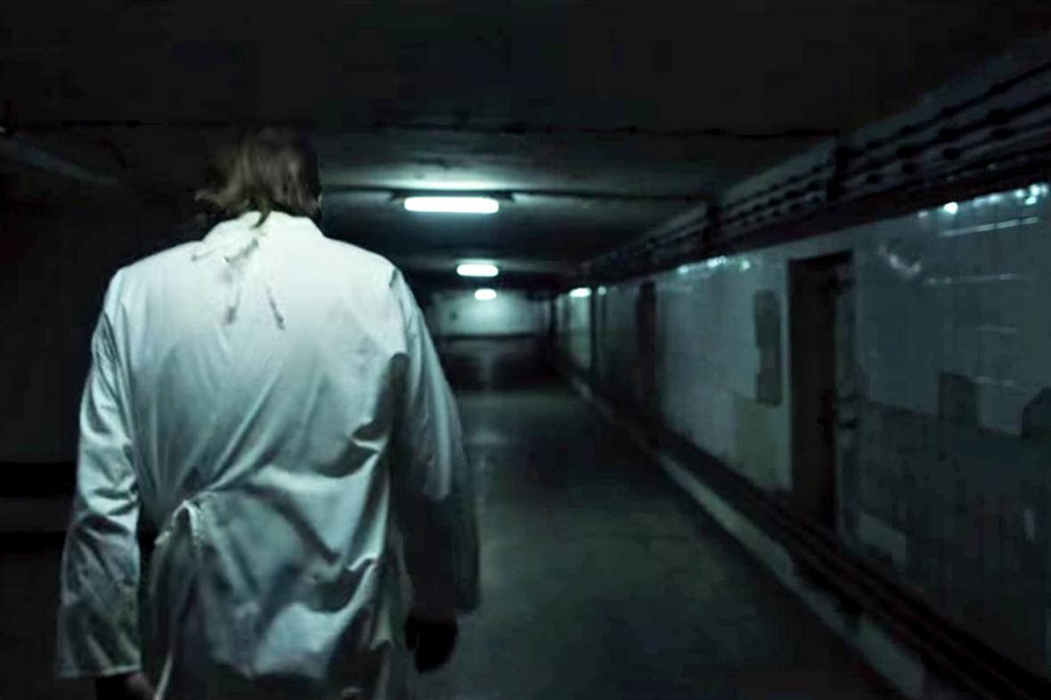 Záběr z polského filmu Bohové