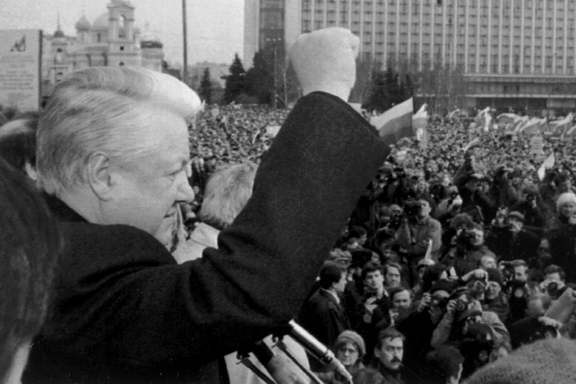 Boris Jelcin