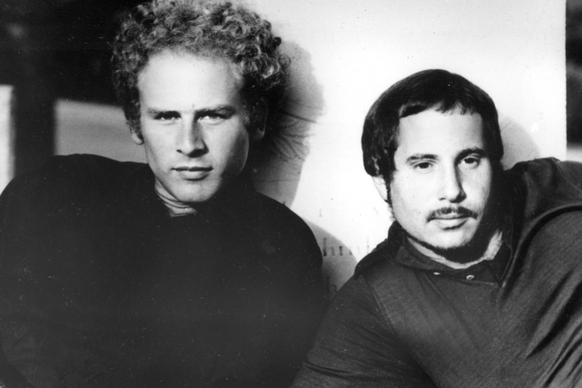 Art Garfunkel a Paul Simon