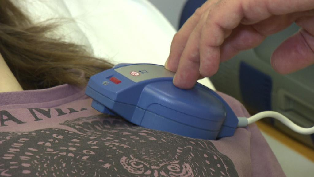Vyšetření pacienta s ICD přístrojem