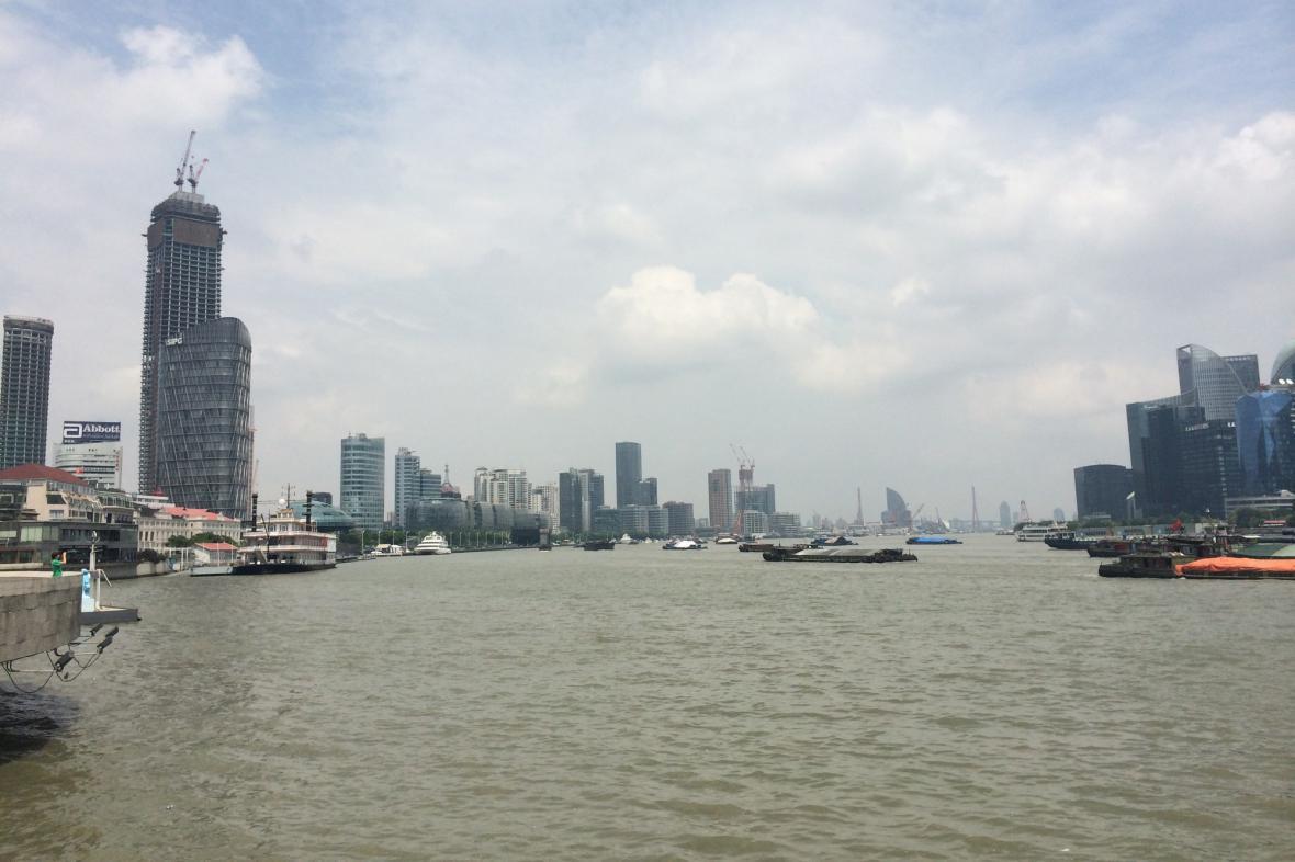 Šanghaj je největším přístavem na světě
