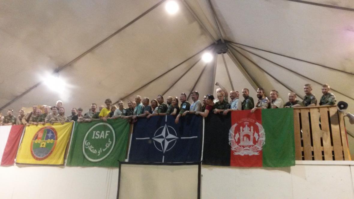 Divadlo Sklep v Afghánistánu
