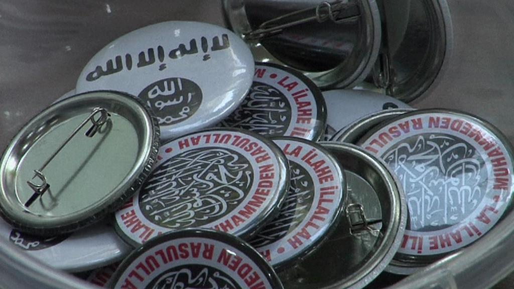 Turecký obchod pro islamisty