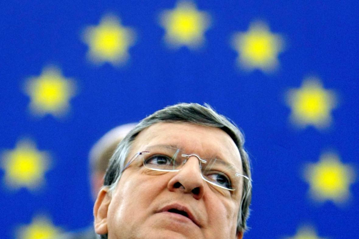 Odcházející předseda Evropské komise José Manuel Barroso