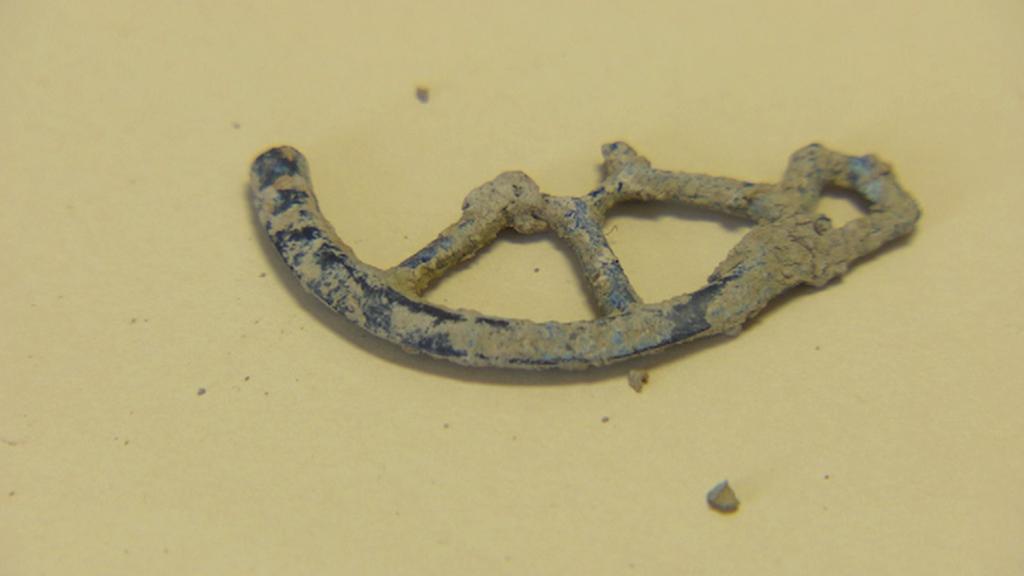 Část pokladu nalezeného na Rychnovsku