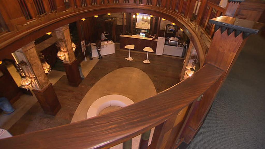 Interiér hotelu Šroubek - Evropa
