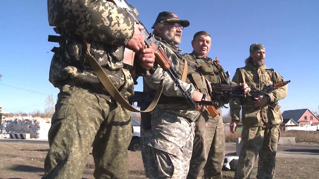 Proruští separatisté čekají ofenzívu armády