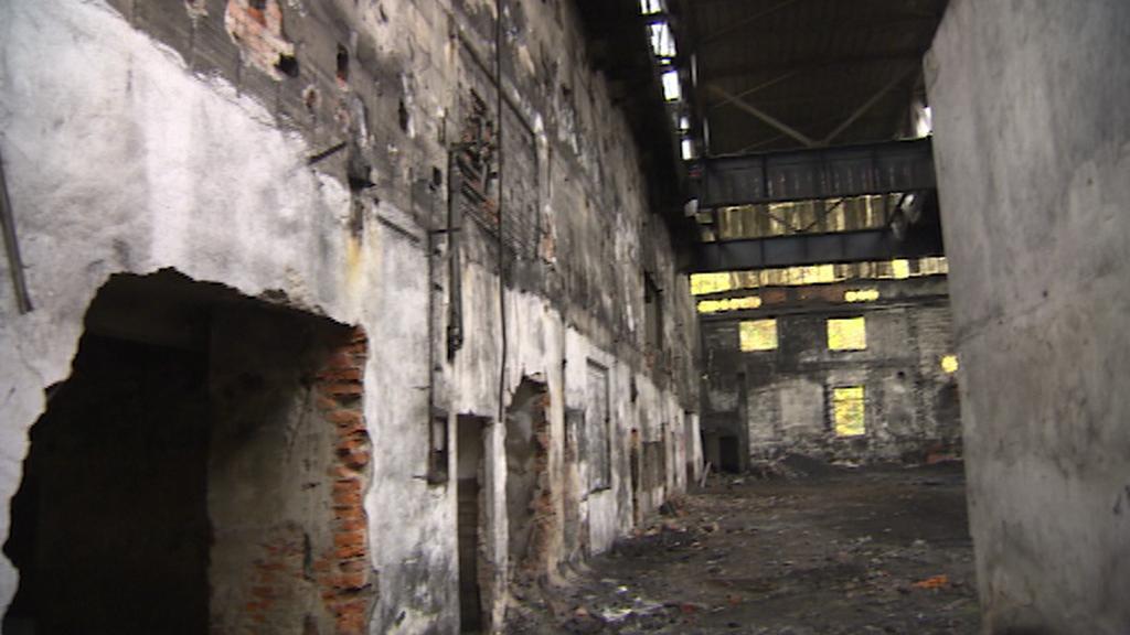 Bývalá slévárna ve Skuhrově nad Bělou