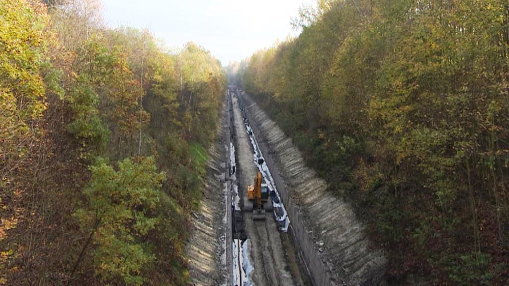 Modernizace trati z Chebu na hranice