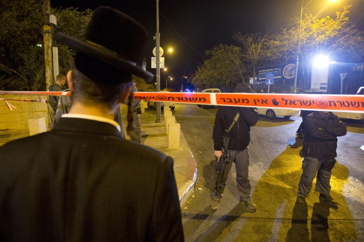 Zatýkání v Izraeli