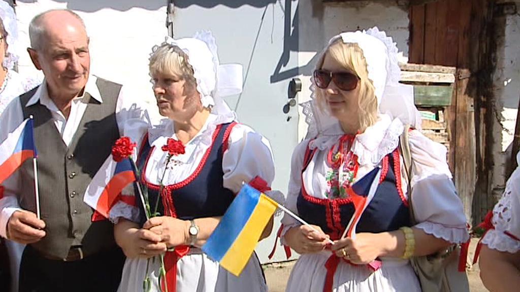 Čeští krajané na Ukrajině
