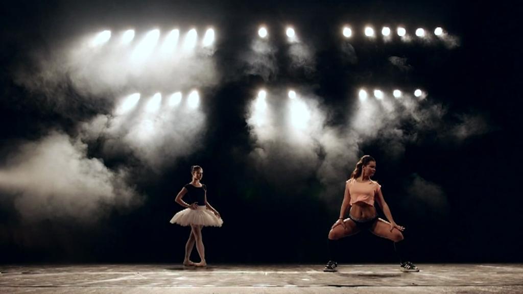 Balet proti twerku - propagační video Národního divadla Brno
