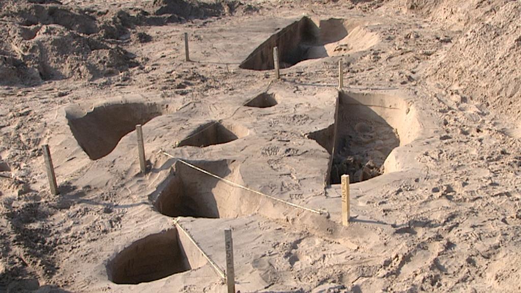 Archeologická naleziště v Týnci nad Labem