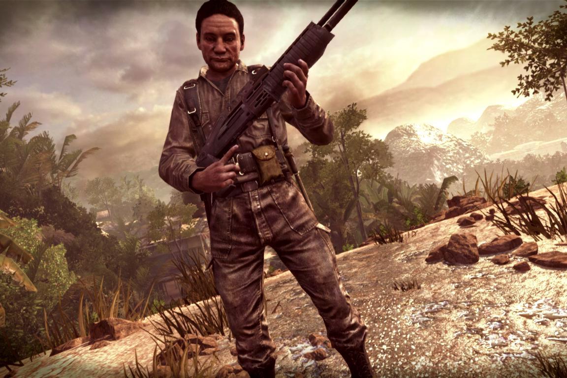 Postava Manuela Noriegy ve hře Call of Duty