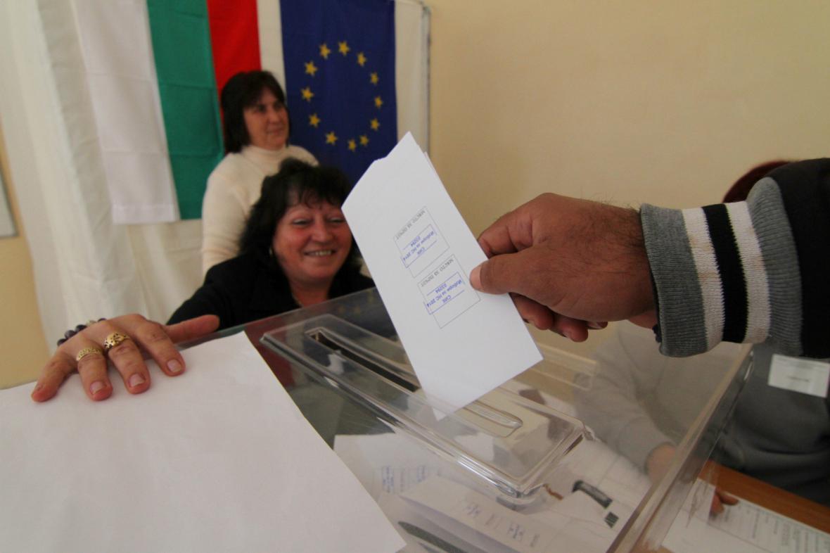 Bulharské volby