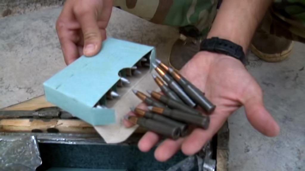Česká munice pro kurdské pešmergy