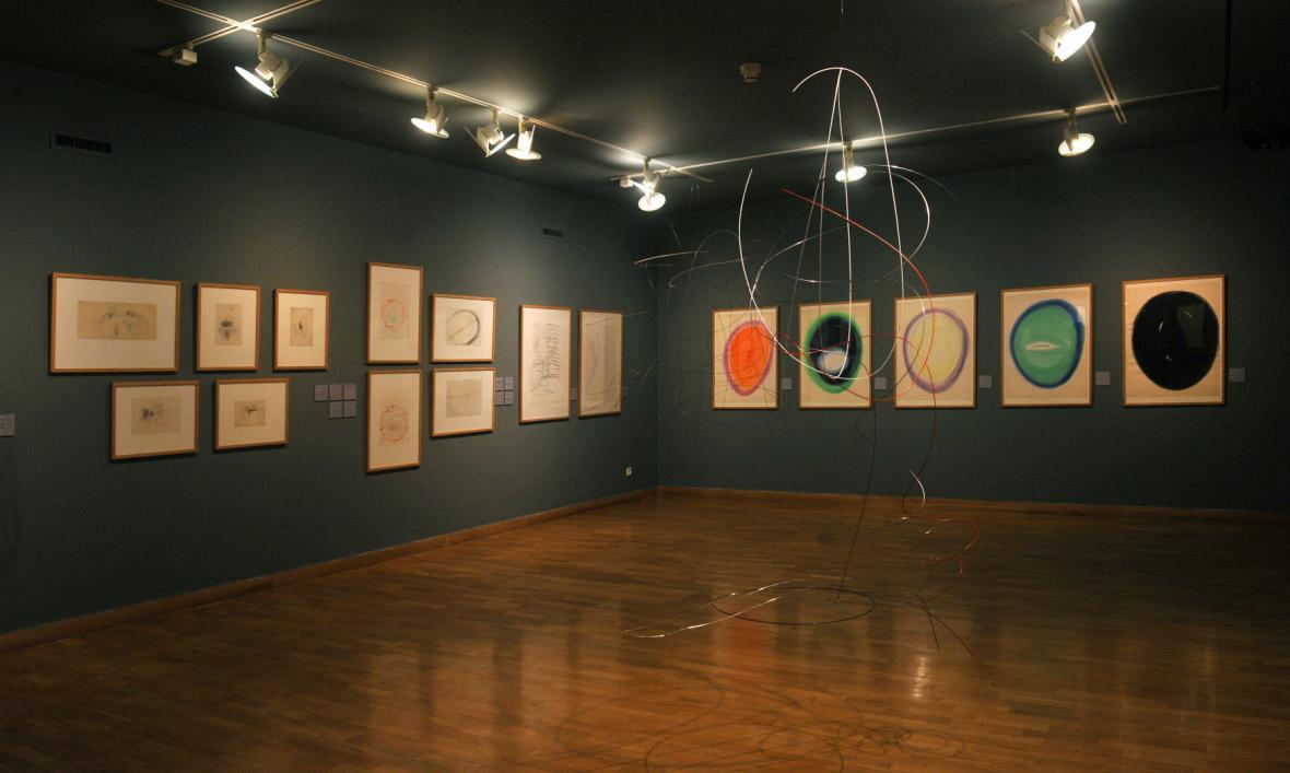 Výstava Karla Malicha Vnitřní světlo
