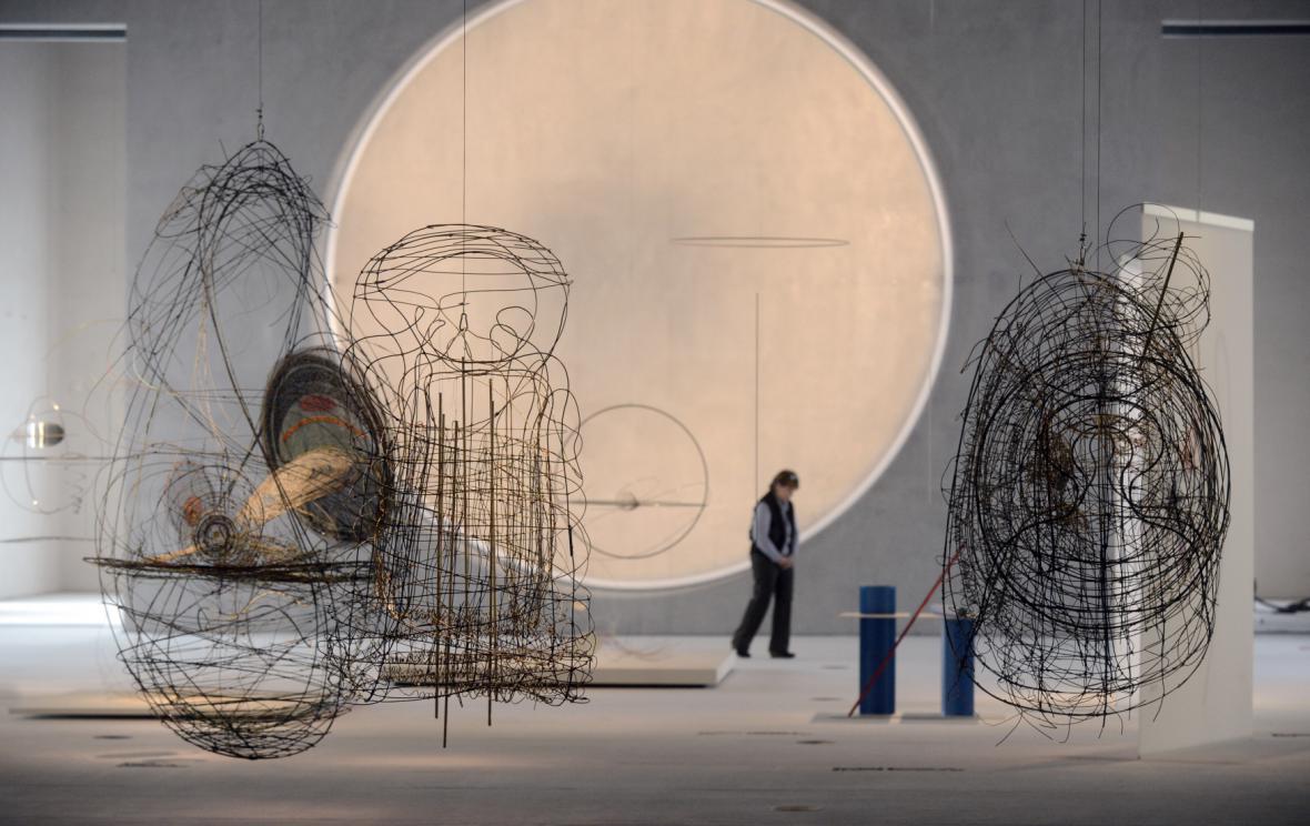 Výstava Karla Malicha