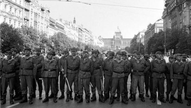 Demonstrace v srpnu 1989