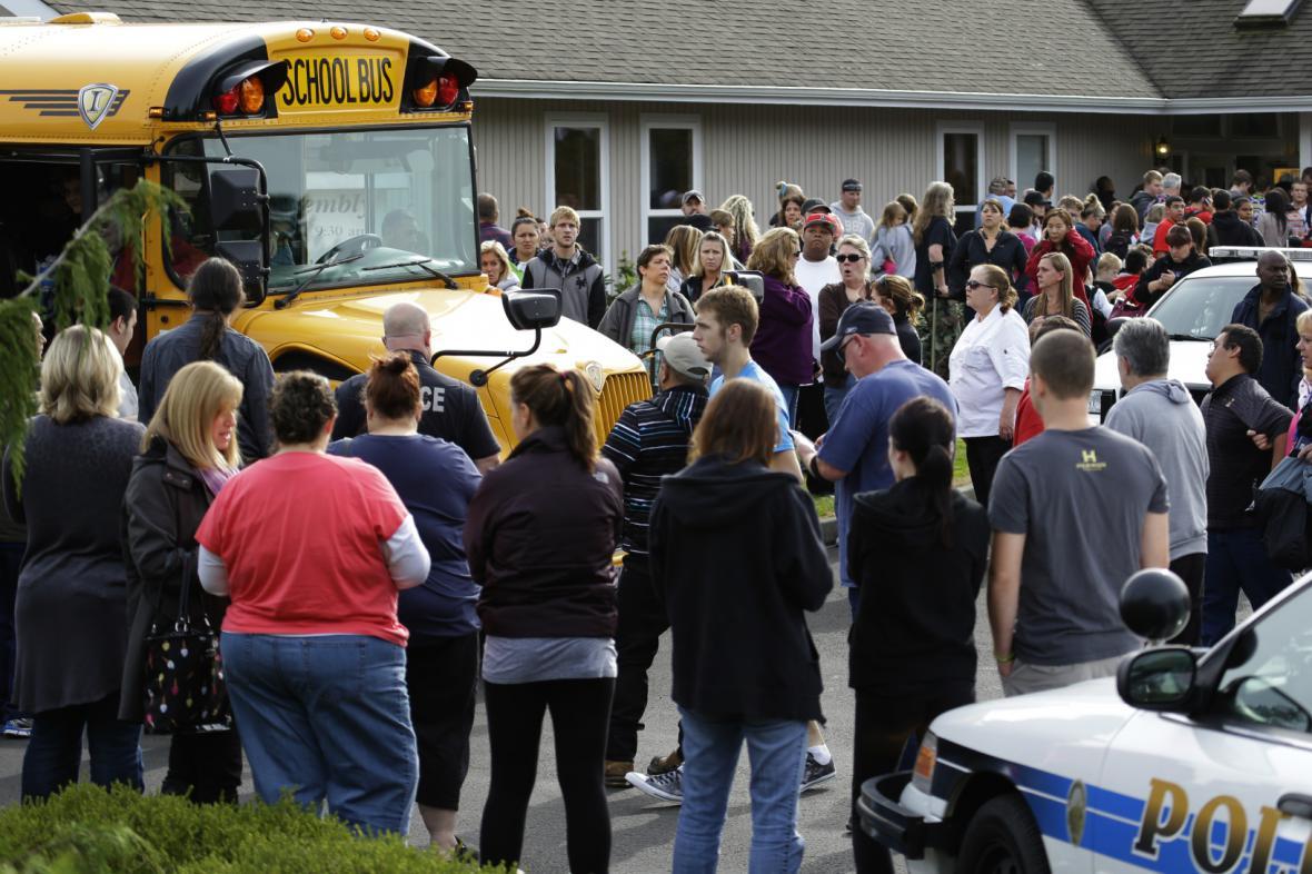 Incident na škole v Marysvillu