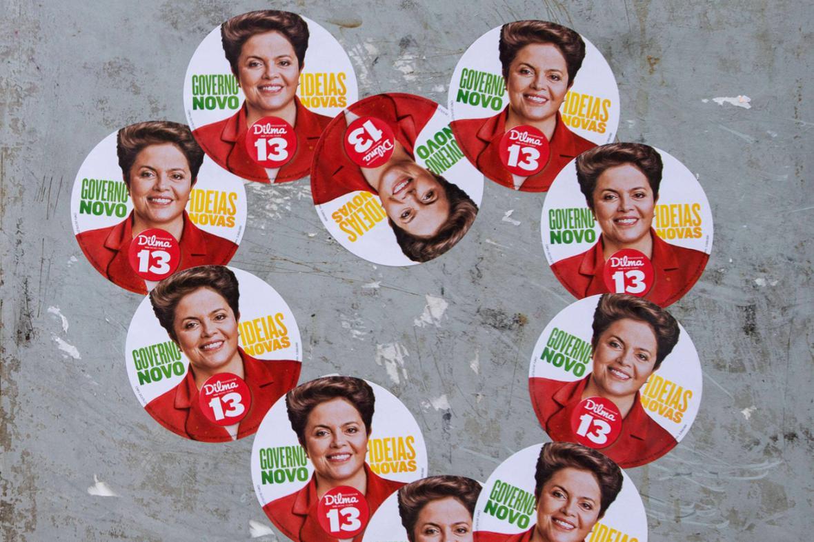 Volební kampaň Rousseffové